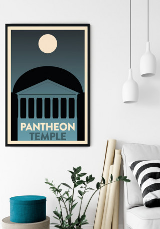 Pantheon plakat